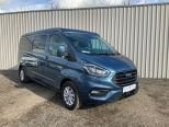 FORD TRANSIT CUSTOM 2.0TDCI 300 LIMITED STYLE LWB CAMPER ** ROCK 'N' ROLL BED ** POP TOP ** 4 BERTH ** NIGHT HEATER ** NO VAT ** NO VAT**10 YEAR FINANCE OPRTIONS!! - 1794 - 39