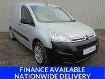 CITROEN BERLINGO 1.6HDI 625 ENTERPRISE L1 BLUEHDI ** AIR CON ** PARKING SENSORS ** METALLIC SILVER - 1579 - 24