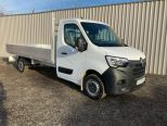 RENAULT MASTER LL35 2.3 DCI 135** 4.3 METRE ALLOY DROPDIDE ** EURO 6.2 ENGINE ** 2020 MODEL ** UNREGISTERED** IN STOCK ** - 1987 - 18