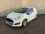 FORD FIESTA 1.5 TDCI SPORT **A/C ** ALLOYS ** - 2281 - 4
