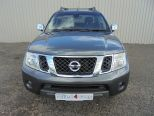 NISSAN NAVARA 2.5 DCI TEKNA CONNECT MAN ** ONE OWNER FROM NEW ** FSH ** SAT NAV ** REAR PARK CAMERA ** BUY FROM £64 P/W ** - 1398 - 2
