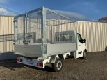 RENAULT MASTER 3500 KG GROSS WEIGHT TIPPER + FULLY GALVANISED CAGE -  LIGHT WEIGHT ALLOY BODY .** BRAND NEW ** IN STOCK ** DRIVE AWAY TODAY ** EURO 6 **   - 2243 - 5