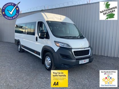 Used PEUGEOT BOXER in Castleford West Yorkshire for sale