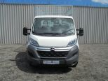 CITROEN RELAY 2.0 BLUEHDI 335 L2 CAGED TIPPER ** 165BHP  EURO 6.2**A/C ** BRAND NEW 70 REG ** - 1854 - 11