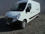 RENAULT MASTER 2.3 DCI 125 LM35 BUSINESS + ** ONE OWNER FROM NEW ** AIR CON ** BLUETOOTH** NATIONWIDE DELIVERY ** CHOICE OF TWO ** - 1050 - 4