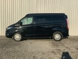 FORD TRANSIT CUSTOM   300 LIMITED L1 SHORT WHEEL BASE **LIMITED STYLE CAMPER ** AUTO **EURO 6 ** BRAND NEW **BUILT - IN STOCK ** NO VAT !! - 2260 - 8