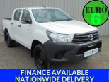 TOYOTA HI-LUX 2.4D-4D ACTIVE 4WD DOUBLE CAB ** 4X4 ** HEAVY DUTY LOAD LINER ** AIR CON - 1727 - 1