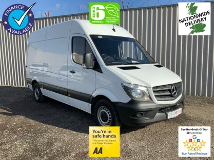 Used MERCEDES SPRINTER in Castleford West Yorkshire for sale