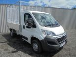 CITROEN RELAY 2.0 BLUEHDI 335 L2 CAGED TIPPER ** 165BHP  EURO 6.2**A/C ** BRAND NEW 70 REG ** - 1854 - 3