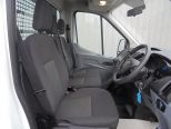 FORD TRANSIT 2.0TDCI 350 L2 TIPPER ** EURO 6 COMPLIANT ** VERY LOW MILES - 1689 - 17