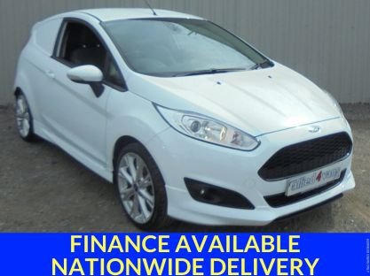 Used FORD FIESTA in Castleford West Yorkshire for sale