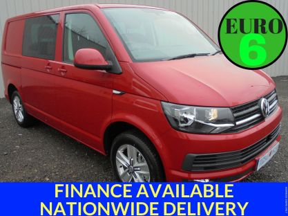 Used VOLKSWAGEN TRANSPORTER in Castleford West Yorkshire for sale