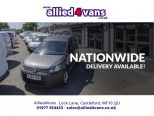 FORD TRANSIT CONNECT 1.5 TDCI 120 200 L1 LIMITED ** SAT NAV **3 SEATER ** DELIVERY MILEAGE ** BUY FROM £62 P/W ** - 1326 - 16