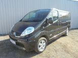RENAULT TRAFIC 2.0DCI 115 SL27 SPORT ** SAT NAV ** AIR CON ** CRUISE ** ALLOYS - 1863 - 4