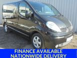 RENAULT TRAFIC 2.0DCI 115 SL27 SPORT ** SAT NAV ** AIR CON ** CRUISE ** ALLOYS - 1863 - 1