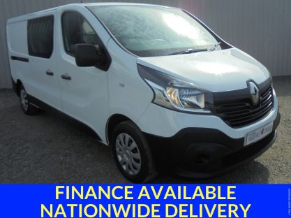 Used RENAULT TRAFIC in Castleford West Yorkshire for sale