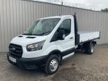FORD TRANSIT T350 SINGLE CAB L3 ONE STOP ALLOY TIPPER  2.0L 130PS - DOUBLE REAR WHEEL -ECO BLUE EURO 6   - 2127 - 5