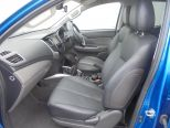 MITSUBISHI L200 2.4 DI-D 4X4 WARRIOR LONGBED D/CAB ** LEATHER ** NAV **  - 1402 - 18