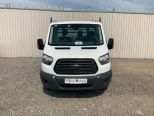FORD TRANSIT 350 L4 ONE STOP 4 METRE DROPSIDE ** DOUBLE REAR WHEEL ** EURO 6 ** - 2115 - 2