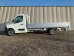 RENAULT MASTER LL35 2.3 DCI 135** 4.3 METRE ALLOY DROPDIDE ** EURO 6.2 ENGINE ** 2020 MODEL ** UNREGISTERED** IN STOCK ** - 1987 - 3