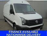 VOLKSWAGEN CRAFTER 2.0TDI CR35 ** LWB ** HIGH ROOF ** REAR WHEEL DRIVE ** LOW MILES - 1686 - 1
