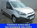 FORD TRANSIT CONNECT 1.6TDCI 210 BASE ** L2 LWB ** AIR CON ** LOW MILES - 1750 - 1
