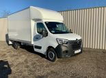 RENAULT MASTER 4.1 METRE GRP LUTON + TAIL LIFT ** EURO 6.2 ENGINE ** NEW UNREGISTERED ** IN STOCK ** DRIVERS PACK ** A/C ** SAT NAV ** CRUISE CONTROL ** - 2215 - 7