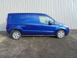 FORD TRANSIT CONNECT 1.6TDCI 240 LIMITED ** L2 LWB ** TOP SPEC ** AIR CON ** ALLOYS - 1624 - 17