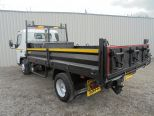 MITSUBISHI CANTER 3.0 7C15 34 AUTO ** INSULATED TIPPER ** THOMPSON BODY ** TAR CHUTES ** LOW KMs - 1536 - 10