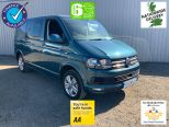 VOLKSWAGEN TRANSPORTER 2.0 TDI 150 DSG T32 SWB BMT 6 SEATER KOMBI HIGHLINE ** ONE OWNER FROM NEW ** LOW MILEAGE **  - 1355 - 1
