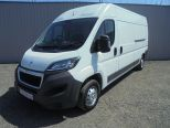 PEUGEOT BOXER 2.2 HDI 130 335 L3 H2 PROFESSIONAL ** FSH ** ONE OWNER FROM NEW **  - 1088 - 4