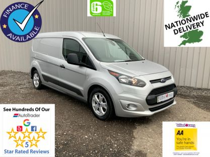 Used FORD TRANSIT CONNECT in Castleford West Yorkshire for sale