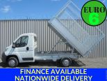 CITROEN RELAY 2.0 BLUEHDI 335 L2 CAGED TIPPER ** 165BHP  EURO 6.2**A/C ** BRAND NEW 70 REG ** - 1854 - 13