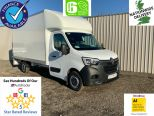 RENAULT MASTER LL35 2.3 DCI 135 ** 4.1 METRE GRP LUTON + TAIL LIFT ** EURO 6.2 ENGINE ** 2020 MODEL ** UNREGISTERED ** IN STOCK **  - 2013 - 1