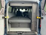 FORD TRANSIT CUSTOM 2.0TDCI 300 LIMITED STYLE LWB CAMPER ** ROCK 'N' ROLL BED ** POP TOP ** 4 BERTH ** NIGHT HEATER ** NO VAT ** NO VAT**10 YEAR FINANCE OPRTIONS!! - 1794 - 42