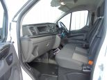 FORD TRANSIT CUSTOM 2.0TDCI 300 BASE ** LATEST MODEL ** LWB L2 ** INTERNAL RACKING ** VERY LOW MILES - 1725 - 17