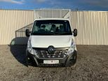 RENAULT MASTER 3500 KG GROSS WEIGHT TIPPER + FULLY GALVANISED CAGE -  LIGHT WEIGHT ALLOY BODY .** BRAND NEW ** IN STOCK ** DRIVE AWAY TODAY ** EURO 6 **   - 2243 - 4