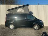FORD TRANSIT CUSTOM   300 LIMITED L1 SHORT WHEEL BASE **LIMITED STYLE CAMPER ** AUTO **EURO 6 ** BRAND NEW **BUILT - IN STOCK ** NO VAT !! - 2260 - 4