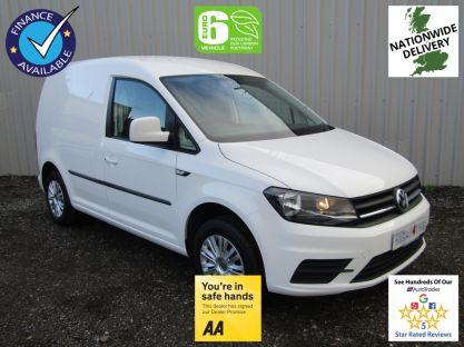 Used VOLKSWAGEN CADDY in Castleford West Yorkshire for sale