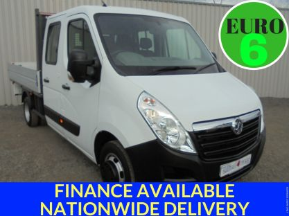 Used VAUXHALL MOVANO in Castleford West Yorkshire for sale