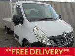 RENAULT MASTER 2.3DCI LL35 130 BUSINESS EURO 6 ** 4.9 METRE  DROPSIDE ** BRAND NEW ** IN STOCK ** READY TO ROLL - 1555 - 1