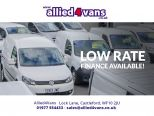 VOLKSWAGEN CRAFTER 2.0 TDI 109 CR35 LWB H/ROOF ** BLUETOOTH ** CRUISE CONTROL ** BUY FROM £ 53 P/W **   - 1362 - 12