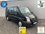 FORD TRANSIT 2.2 TDCI 280 DURATORQ TOURNEO TREND 9 SEATER **A/C ** - 2201 - 1