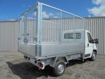 CITROEN RELAY 2.0.HDI 130 3500 KG L2 ALLOY CAGED TIPPER** 19 REG ** - 953 - 13