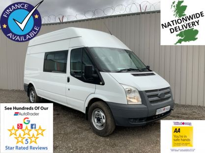 Used FORD TRANSIT in Castleford West Yorkshire for sale