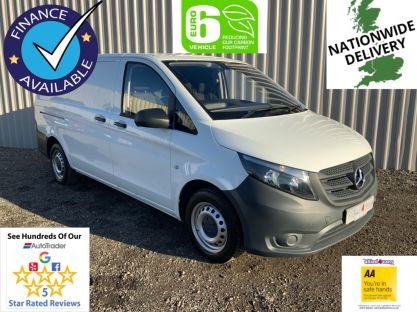 Used MERCEDES VITO in Castleford West Yorkshire for sale