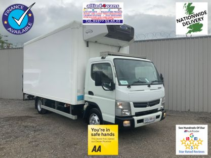 Used MITSUBISHI CANTER in Castleford West Yorkshire for sale