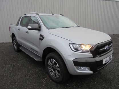 Used FORD RANGER in Castleford West Yorkshire for sale