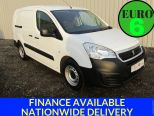 PEUGEOT PARTNER 1.6BLUE HDI 750 S L2 ** EURO 6 **CHOICE OF 3 ** - 1915 - 1