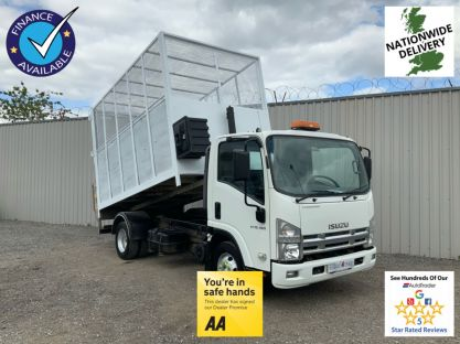 Used ISUZU  FORWARD in Castleford West Yorkshire for sale